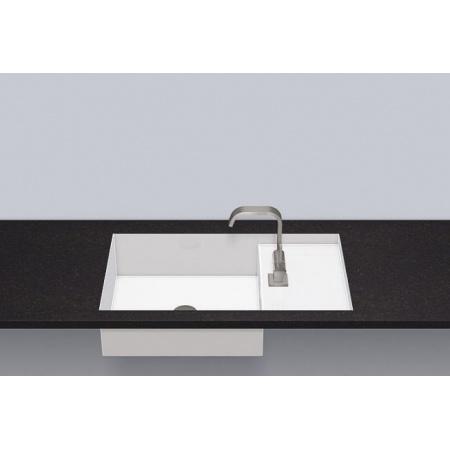 Alape FB.ST700H.R Umywalka wpuszczana w blat 72x42x17,4 cm, biała 2463603000