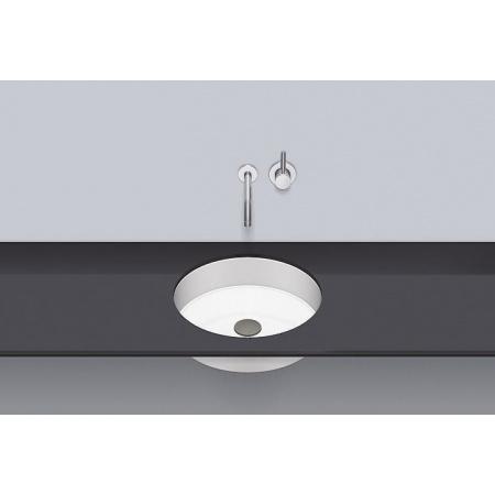 Alape UB.KE400 Umywalka podblatowa 43,4x43,4x11,4 cm, biała 3225501000