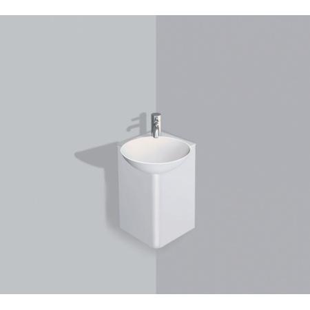 Alape WP.Insert5 Zestaw Umywalka z szafką, biała 5245000000
