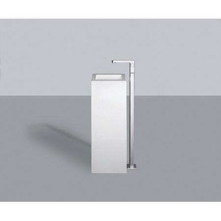 Alape WT.RX325QS Umywalka wolnostojąca 32,5x32,5x90 cm, biała 4802000000