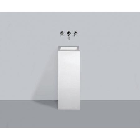 Alape WT.RX325QS Umywalka wolnostojąca 32,5x36,5x90 cm, biała 4801000000