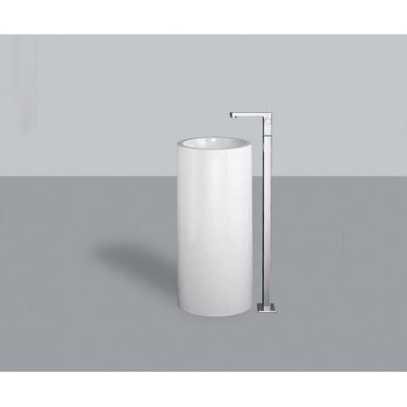 Alape WT.RX400K Umywalka wolnostojąca 40,4x40,4x90 cm, biała 4504000000