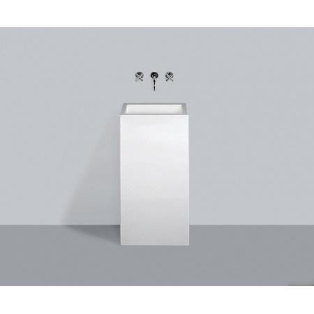 Alape WT.RX450QS Umywalka wolnostojąca 45,5x50,7x90 cm, biała 4804000000