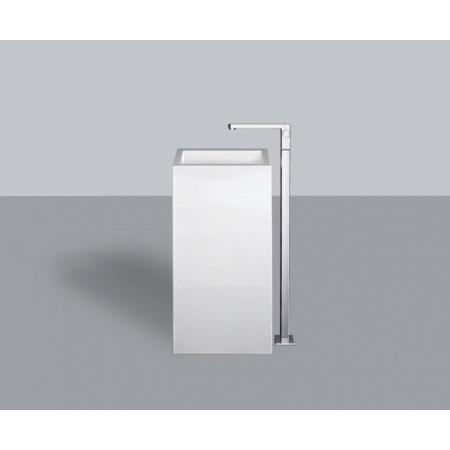 Alape WT.RX450QS Umywalka wolnostojąca 45,5x45,5x90 cm, biała 4805000000