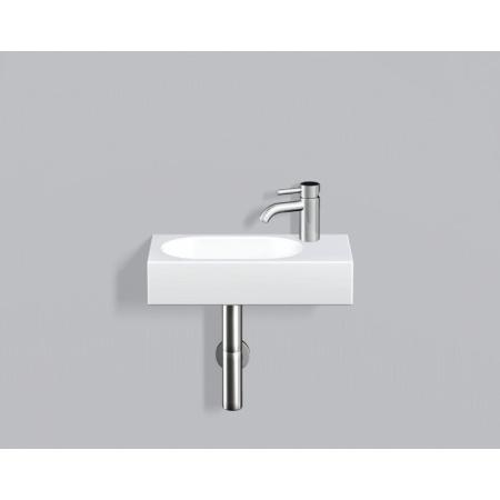 Alape WT.XXS450H.L Umywalka wisząca 45x23,6x10 cm lewa, biała 4295000000