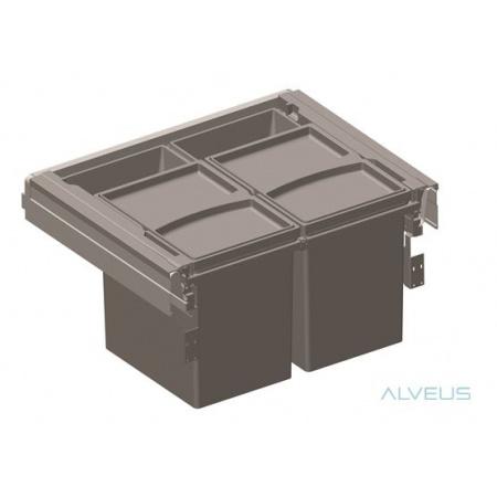 Alveus Albio 50 Sortownik na śmieci, szary 1103962