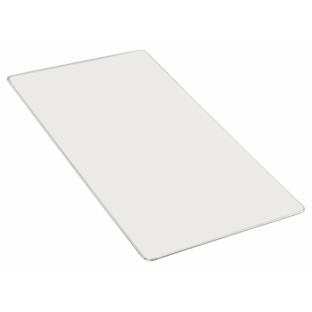 Alveus Deska do krojenia szklana, biała 1087883