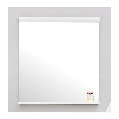 Antado Gabi Lustro na płycie 68x16x73,2 cm, biały połysk GBY-L70-WS/669277