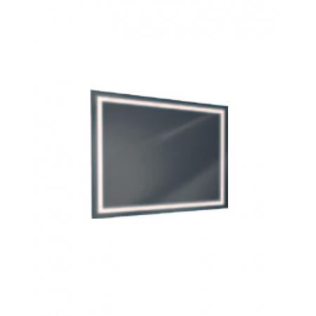 Antado Lustro prostokątne 100x80 cm z oświetleniem LED, ramka świetlna/światło odbite ciepłe L1-E4-LED3/669680