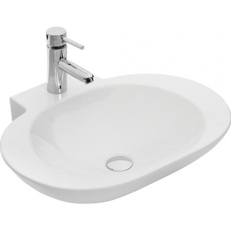 Antado Mia Umywalka meblowa 60x48x12,5 cm, biała UCS-TC-60/666849
