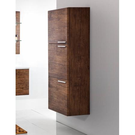 Antado Sycylia Regał wysoki 45x29,9x135 cm, stare drewno KTS-163-50/649415