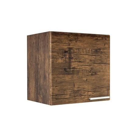 Antado Sycylia Szafka wisząca górna 45x29,9x45 cm, stare drewno KTS-114-50/649583