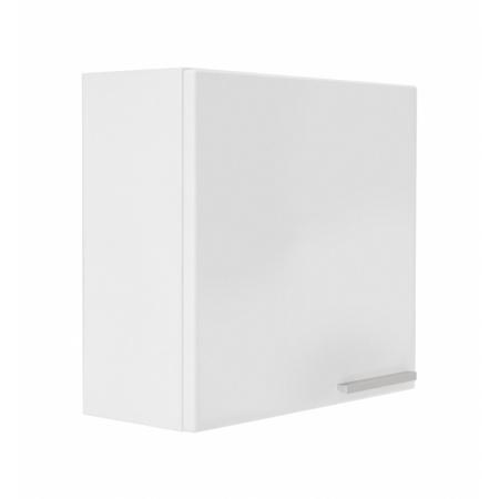 Antado Sycylia Szafka wisząca górna 45x29,9x45 cm, biały połysk KTS-114-WS/662667