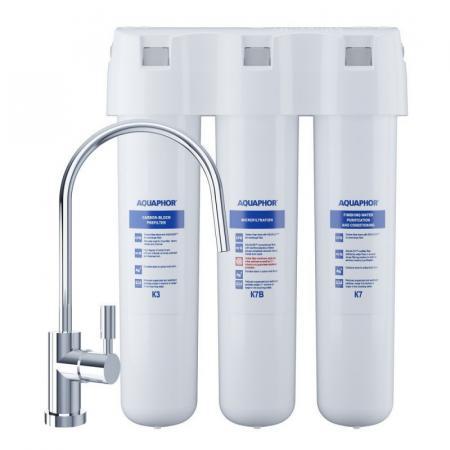 Aquaphor Kryształ B Eco Filtr podzlewozmywakowy z mikrofiltracją 4600987005485