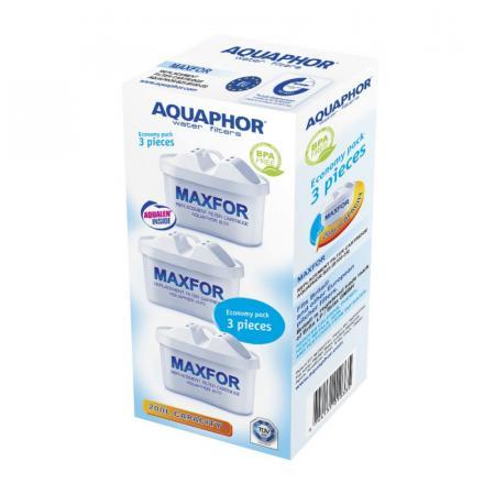 Aquaphor Wkład B100-25 Maxfor 3 sztuki 4744131012087