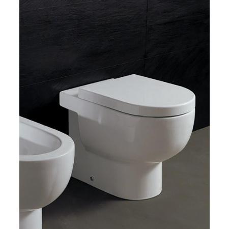 Alice Ceramica Form Toaleta WC stojąca 50x35 cm, biała 22220101