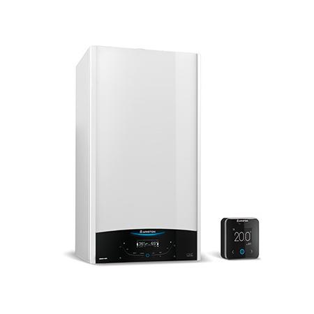 Ariston Genus One System 24 Net Kocioł gazowy kondensacyjny jednofunkcyjny wiszący z aplikacją Ariston Net do zdalnego sterowania, 3301330