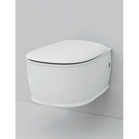 Art Ceram Azuley Muszla klozetowa miska WC podwieszana 36x52 cm, biała AZV00101;00
