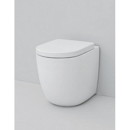 Art Ceram File 2.0 Muszla klozetowa miska WC stojąca 52x36 cm, biała FLV00201;00