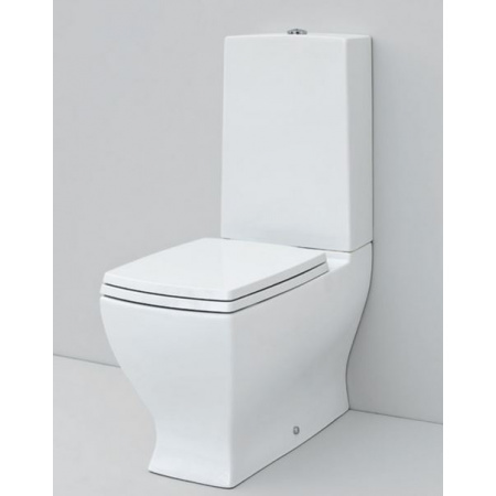 Art Ceram Jazz Toaleta WC kompaktowa stojąca 69x36x44 cm, biała JZV00301;00