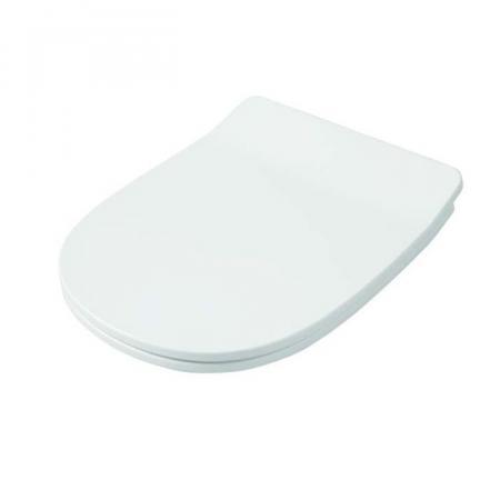 Art Ceram Ten Deska wolnoopadająca Slim biały połysk TEA00501