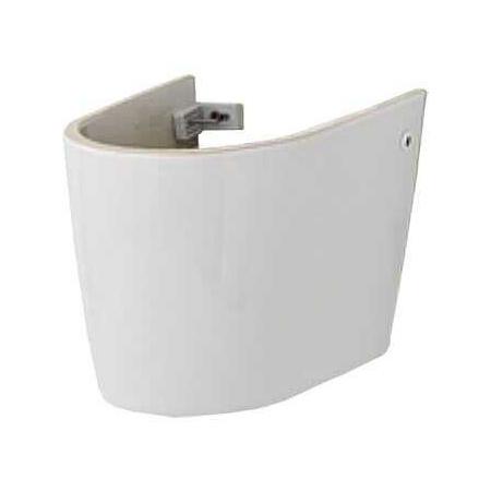 Art Ceram Ten Półpostument 32x50 cm biały TEC00401;00