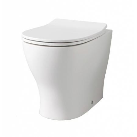Art Ceram Ten Toaleta WC stojąca 52x36 cm biały połysk TEV00201;00