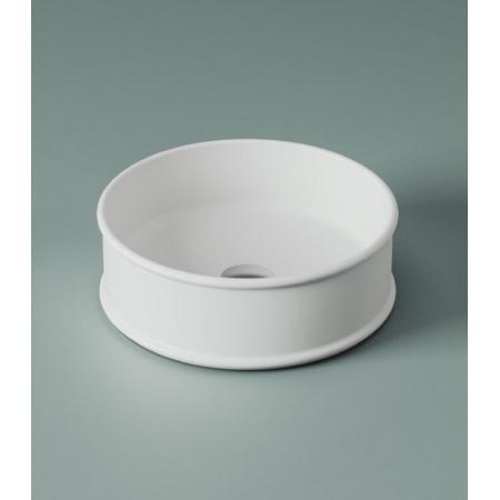Art Ceram Atelier Umywalka nablatowa 44 cm, biały połysk ATL00101;00