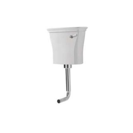 ArtCeram Civitas Spłuczka WC dolnopłuk 44x39, biała CIC00701;00