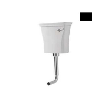 ArtCeram Civitas Spłuczka WC dolnopłuk 44x39, czarna CIC00703;00
