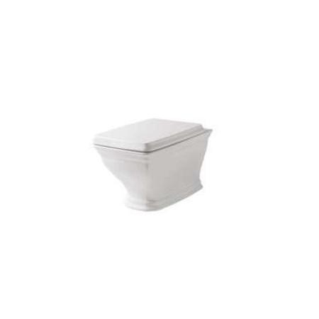 ArtCeram Civitas Toaleta WC podwieszana 54x36 cm, biała CIV00101;00