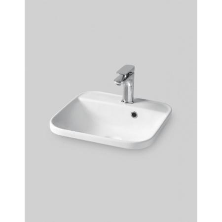 Art Ceram Gio Evolution Umywalka wpuszczana w blat 40x40 cm, biała GIL00801;00