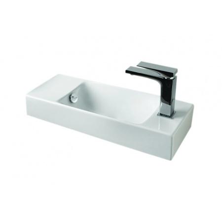 ArtCeram Lavamani Brick Umywalka wisząca 54x20 cm, biała LML00201;00