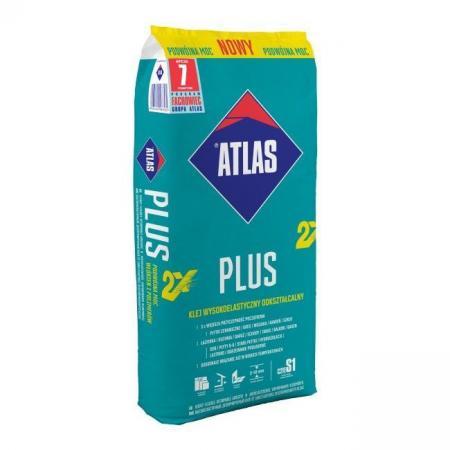 Atlas Plus Klej wysokoelastyczny 25 kg KA-ATLASPLU.25KG