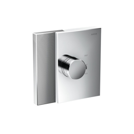 Axor Edge HighFlow Jednouchwytowa bateria prysznicowa podtynkowa, chrom 46741000