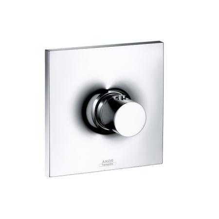 Axor Massaud Jednouchwytowa bateria wannowo-prysznicowa termostatyczna podtynkowa, chrom 18740000