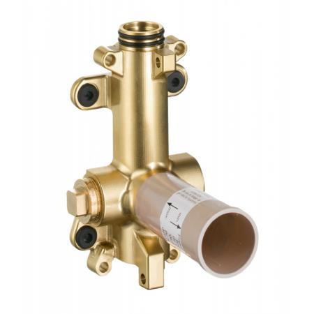 Axor ShowerSolutions Wąż prysznicowy 125 cm metalowy, chrom 28486180