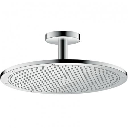 Axor ShowerSolutions 350 1jet Deszczownica z przyłączem sufitowym 35x35 cm, chrom 26035000