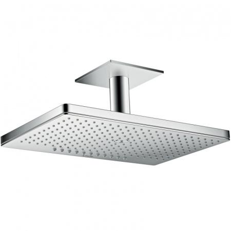 Axor ShowerSolutions 460/300 2jet Deszczownica sufitowa z przyłączem sufitowym 46x30 cm, chrom 35279000