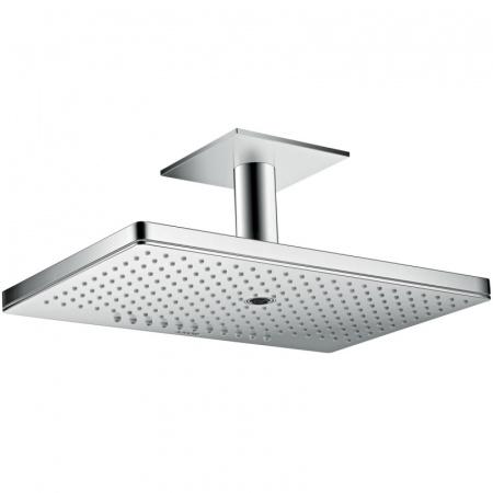Axor ShowerSolutions 460/300 3jet Deszczownica sufitowa z przyłączem sufitowym 46x30 cm, chrom 35281000