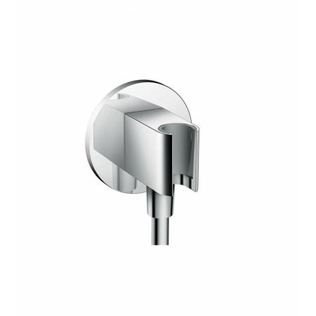 Axor ShowerSolutions FixFit Porter Round Uchwyt ścienny, chrom 36733000