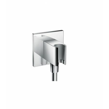 Axor ShowerSolutions FixFit Porter Square Uchwyt ścienny, chrom 36734000