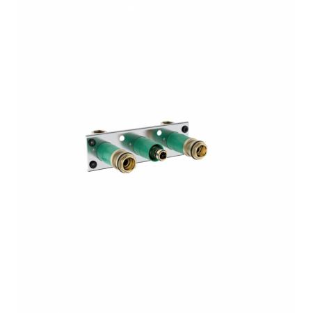Axor ShowerSolutions Zestaw podstawowy do baterii termostatycznej 800, 45442180