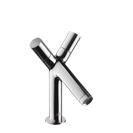 Axor Starck Dwuuchwytowa bateria umywalkowa, chrom 10030000