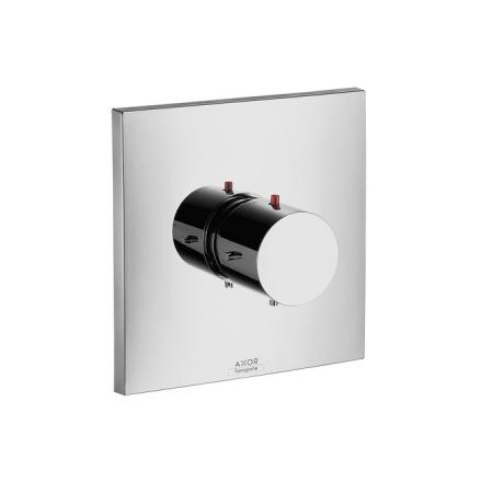 Axor Starck X High Flow Jednouchwytowa bateria prysznicowa termostatyczna podtynkowa chrom 10716000