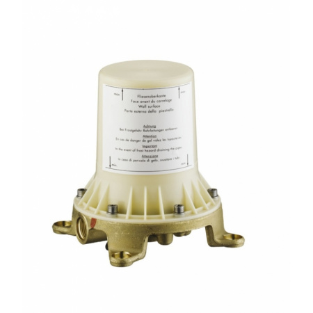 Axor Zestaw podstawowy do baterii wannowej montowanej w podłodze, 10452180