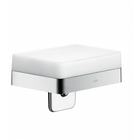 Axor Universal Accessories Dozownik mydła w płynie z półką, chrom 42819000