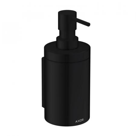 Axor Universal Circular Dozownik mydła w płynie czarny mat 42810670