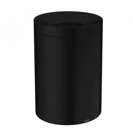 Axor Universal Circular Kosz na śmieci czarny mat 42872670