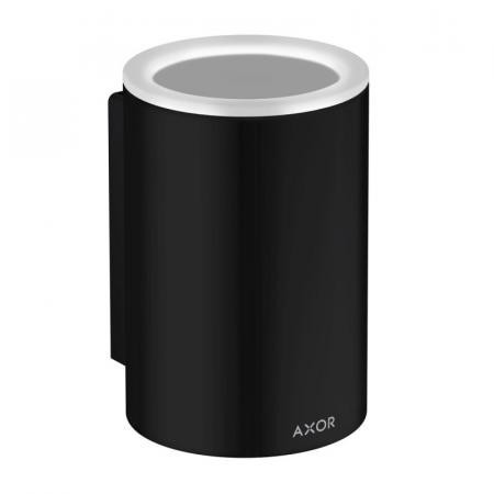 Axor Universal Circular Kubek ścienny czarny mat 42804670